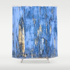 Worn = Wonderful Shower Curtain
