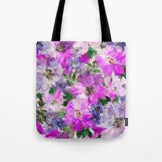 Splendid Flowers Tote Bag