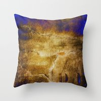 Another Wall Throw Pillow