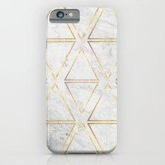 gOld rhombus iPhone 6 Slim Case