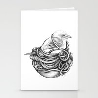 Tangled- Little Finch Stationery Cards