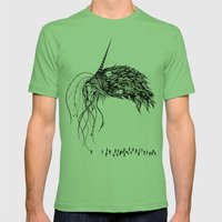 The Eldritch Mens Fitted Tee Grass SMALL