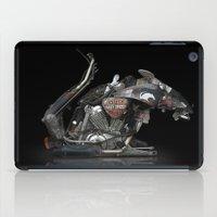 RAT BIKE iPad Case