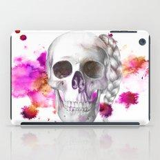 Braided Skull iPad Case