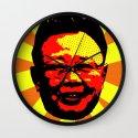 Farewell Kim Jong Il Wall Clock