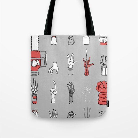 Give Me A Hand Tote Bag