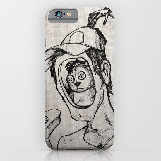 Imagination (sketch) iPhone & iPod Case