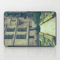 French Garden Maze iPad Case