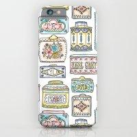 Tea Tins iPhone 6 Slim Case