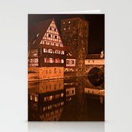Romantic Nuremberg Bavar… Stationery Cards