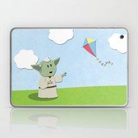 SW Kids - Yoda Kite Laptop & iPad Skin