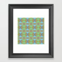 Mix&Match Indian Candy 0… Framed Art Print