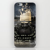 Piandemonium - Writers' Waltz iPhone & iPod Skin