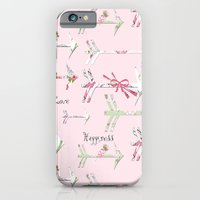 Happiness Is A Bouquet O… iPhone 6 Slim Case