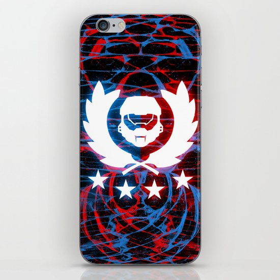 War Games iPhone & iPod Skin