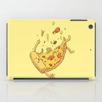 Pizza Fall iPad Case