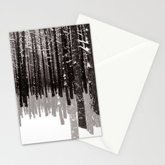 Tree Shadow Stationery Cards