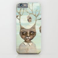 iPhone & iPod Case featuring Bird Houses by Fizzyjinks