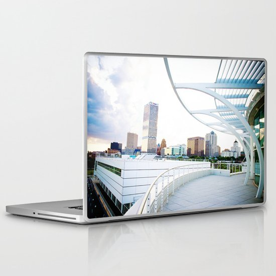 Milwaukee Laptop & iPad Skin