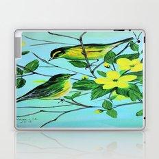 Thinking of spring  Laptop & iPad Skin