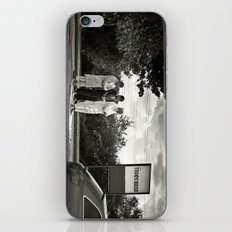 Services iPhone & iPod Skin