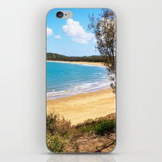 Idyllic tropical beach iPhone & iPod Skin
