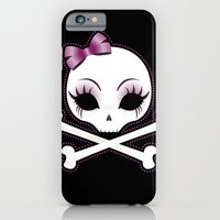 VelusaSkullie iPhone 6 Slim Case