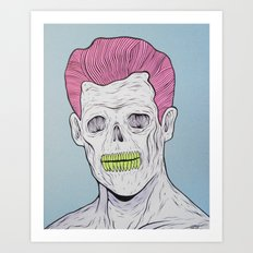 xerofax Art Print