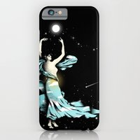 Dance Into The Moonlight iPhone 6 Slim Case
