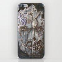 Beyond Repair iPhone & iPod Skin