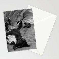 Greek Dogs Stationery Cards