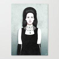 Dark Paradise | LDR VI Canvas Print
