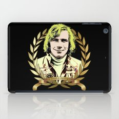 James Hunt iPad Case