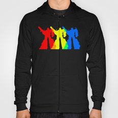 Optimus Prime Colors Hoody