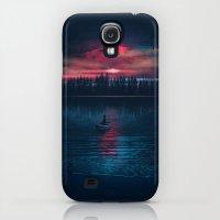 iPhone Cases featuring The World Beneath by dan elijah g. fajardo