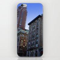 New York City Buildings … iPhone & iPod Skin