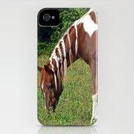 Braided Paint iPhone (4, 4s) Slim Case