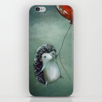 I can fly iPhone & iPod Skin