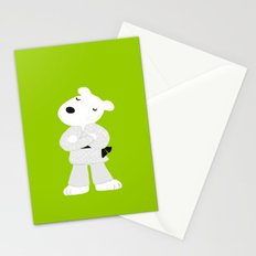 Now I have  a black belt! Stationery Cards
