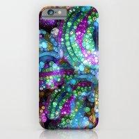 glitter iPhone & iPod Cases featuring Glitter by Joke Vermeer