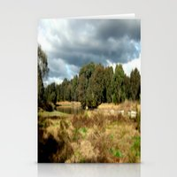 Swamp - Heritage Trail Stationery Cards