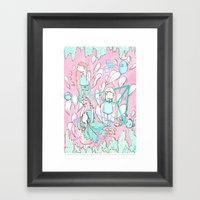 Awake In Your Dreams Framed Art Print