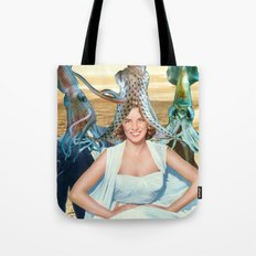 Squid School Tote Bag