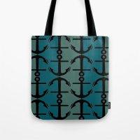 Ocean Anchors Tote Bag