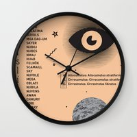 Nevel Wall Clock