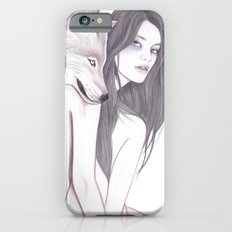 Run With The Wolf iPhone 6 Slim Case