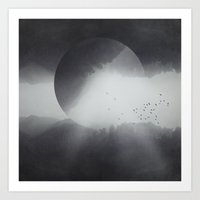 Spaces VIII - Singularity Art Print