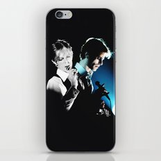 BOWIE 2 iPhone & iPod Skin