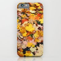 Fall Leaves iPhone 6 Slim Case