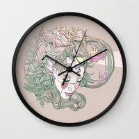 H I N D S I G H T Wall Clock
